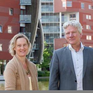 Ivonne Smit en Ton Kemp