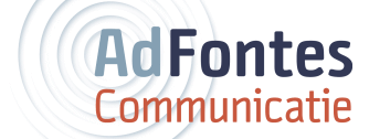 AdFontes Communicatie logo